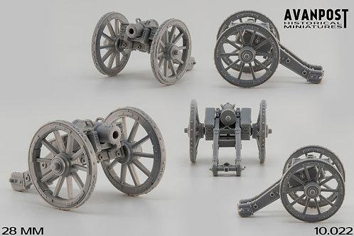 10.022 Heavy 5.5in Howitzer