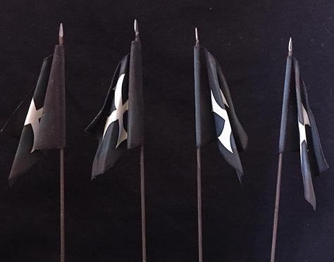 Crusades - Knights Hospitaller Flag 1