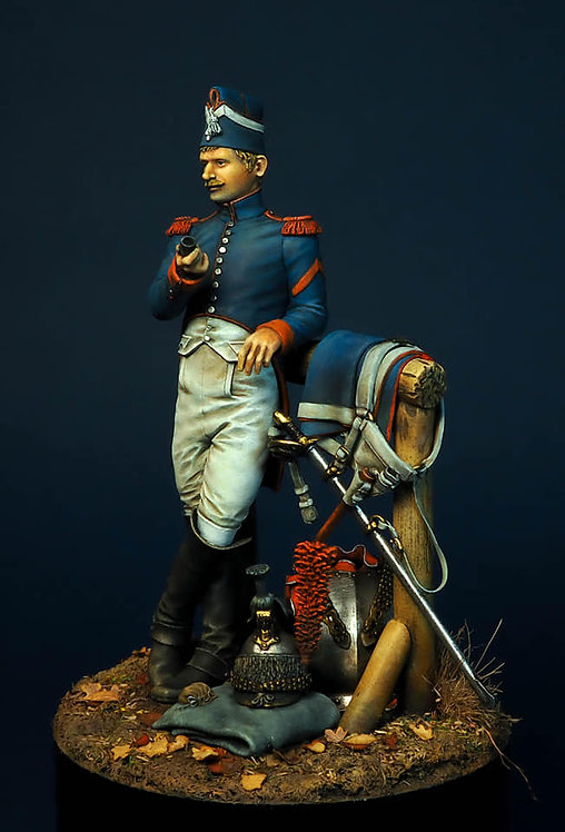 75.105 French Cuirassier 1812