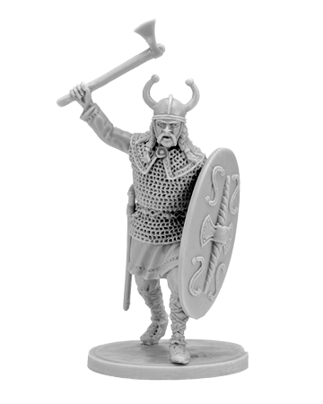 Gallic Warrior with Axe