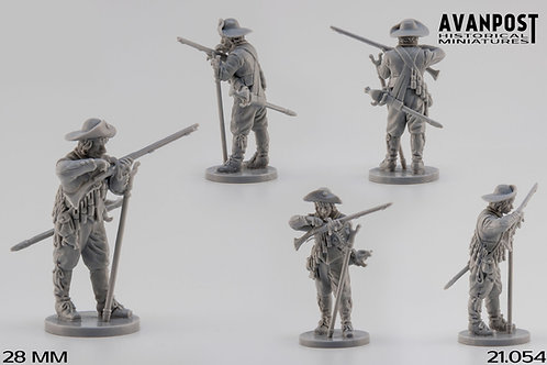 21.054 Musketeer Standing