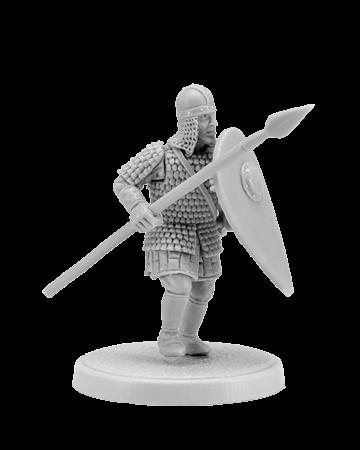 Byzantine Spearman #1
