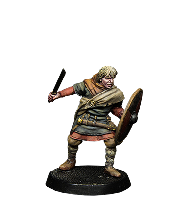 Viking Drengr (Young Warrior)