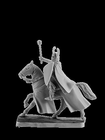 Mounted Crusader Grand Master