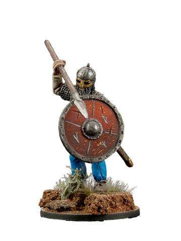 Viking with Spear #2