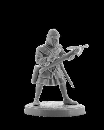 Crusader Crossbowman #1
