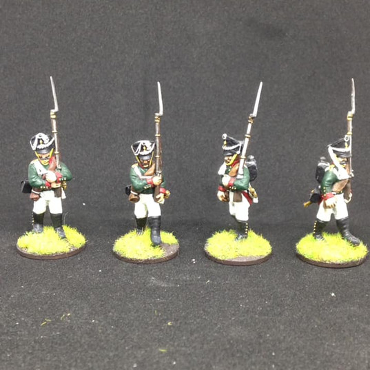 Warlord Games Napoleonic Russian Infantry