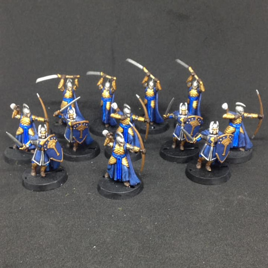 Games Workshop Lord of The Rings Elves