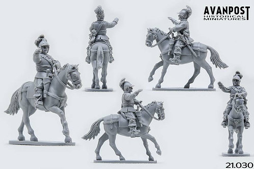 21.030 Mounted Officer