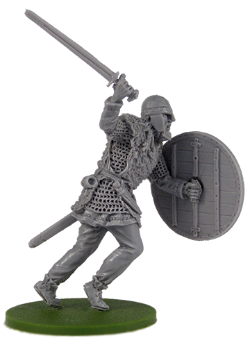 Viking with Sword 1