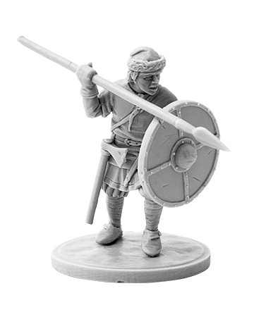 Viking with Spear #5