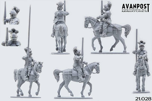 21.028 Cuirassier with Lance
