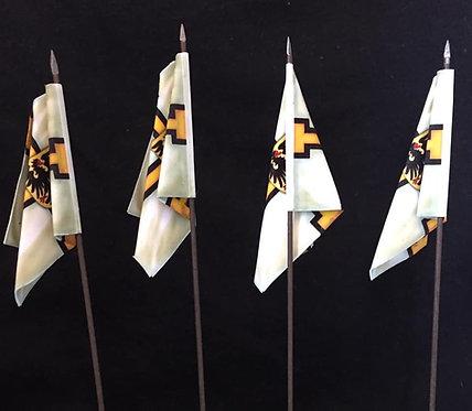 Crusades - Teutonic Knights Flag 1