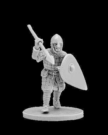 Norman Infantryman #5