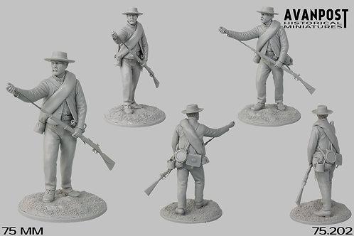 75.202 Confederate Soldier 1864