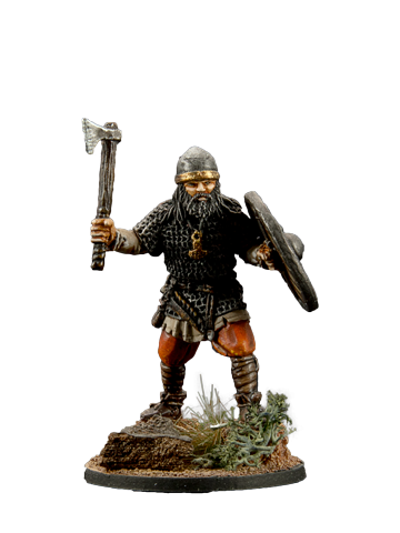 Viking with Axe #1