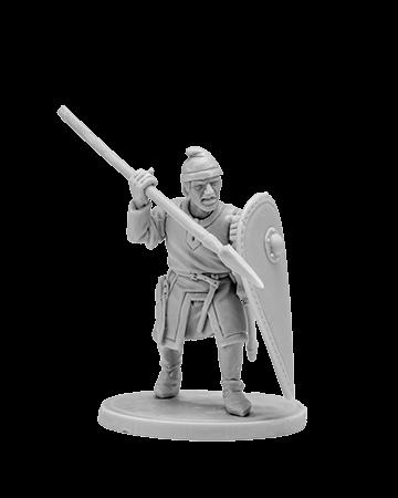 Norman Infantryman #6