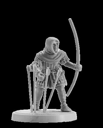 Hundred Years War English Archer #3