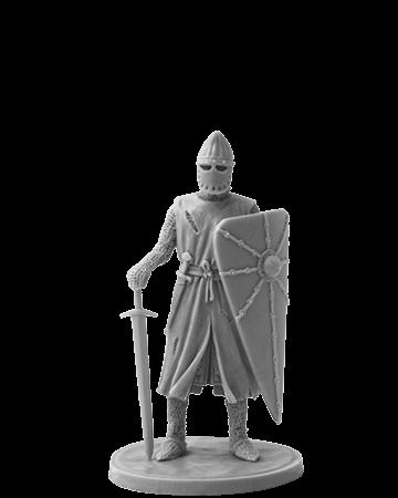 Western European Knight