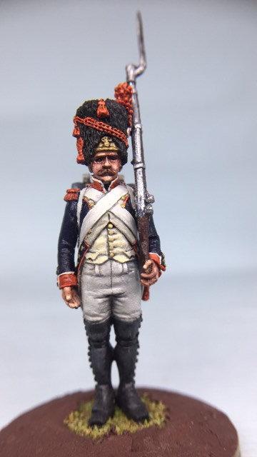 11.009-M Line Infantry Grenadier Standing