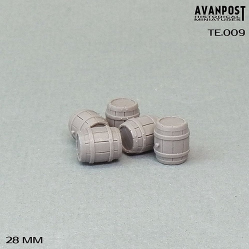 TE.009 Barrel, Small