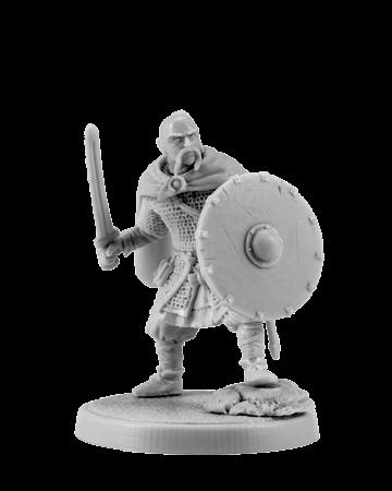 Slavic Warlord (Prince Svyatoslav)