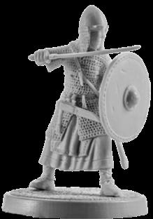 Viking Warrior Woman #6
