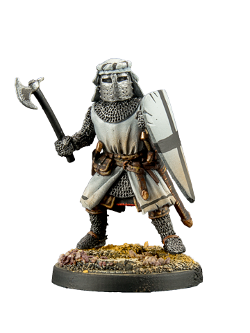 Crusader #1