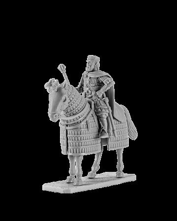 Byzantine Emperor Mounted