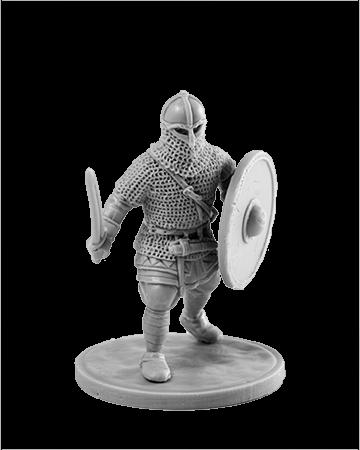Viking Swordsman #6