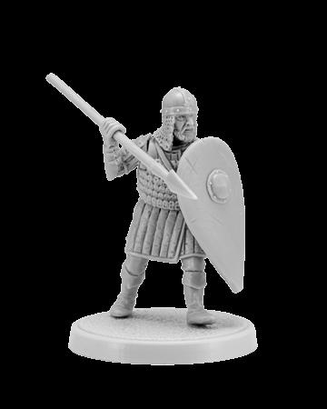 Byzantine Spearman #6