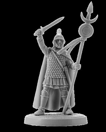 Carthaginian Standard Bearer