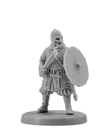 Viking with Axe #7