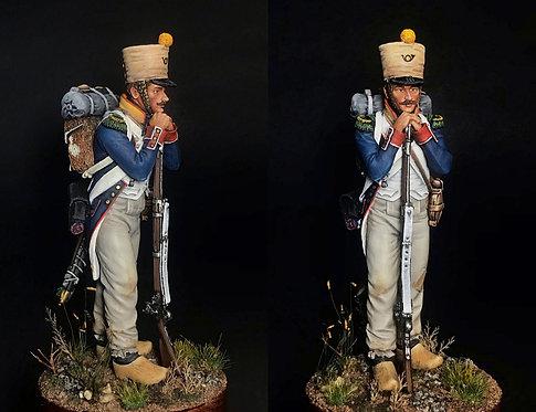 75.102 French Line Infantry Voltigeur 1812