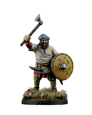 Viking with Axe #3