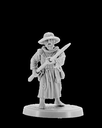 Crusader Pilgrim #1