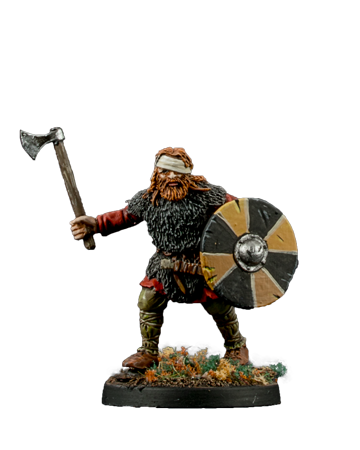 Viking with Axe #5