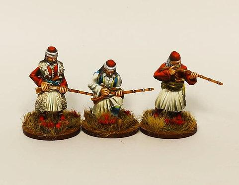 GW003 Greek Rebels with Kariofilia/Rifles