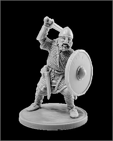 Viking Swordsman #5
