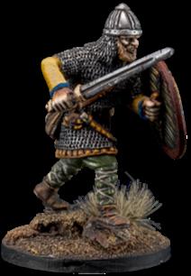 Viking Swordsman #4
