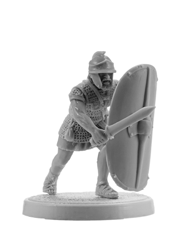 Carthaginian Warrior #4