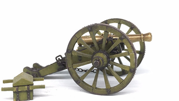 11.067 French XI 6-pdr Cannon