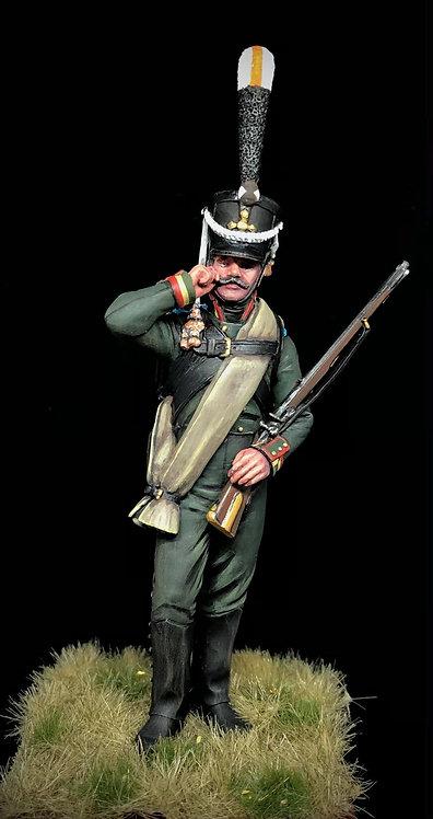 75.107 NCO Grenadier Company, 21st Jaeger Regiment 1812