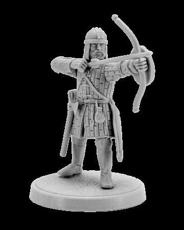 Byzantine Archer #2