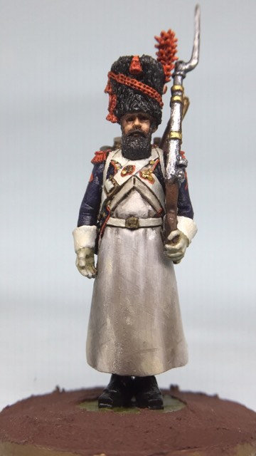 11.037-M Line Infantry Sappeur Standing
