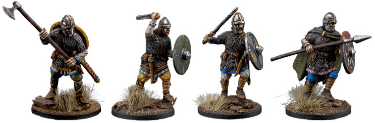 The Anglo-Saxons 1
