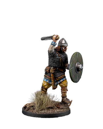 Anglo-Saxon with Sword #1