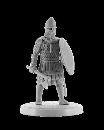 Byzantine Bodyguard #2