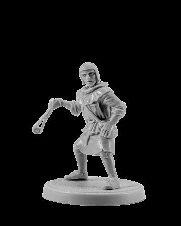 Crusader Pilgrim #5
