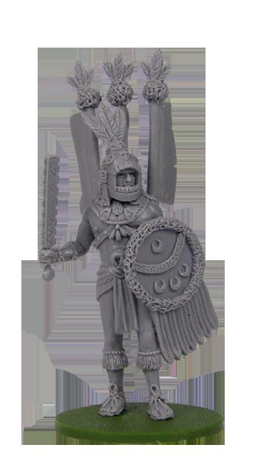 Aztec Tlacochcalcatly